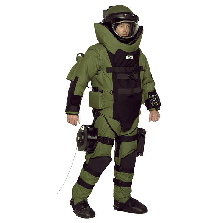 Tenue de déminage EOD-9
