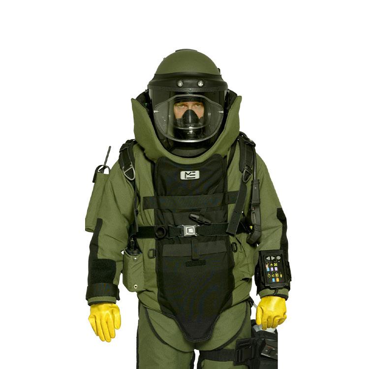 EOD-9 bomb suit