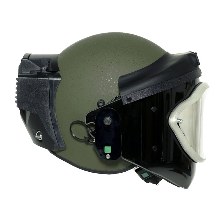 Casque de protection EOD-9