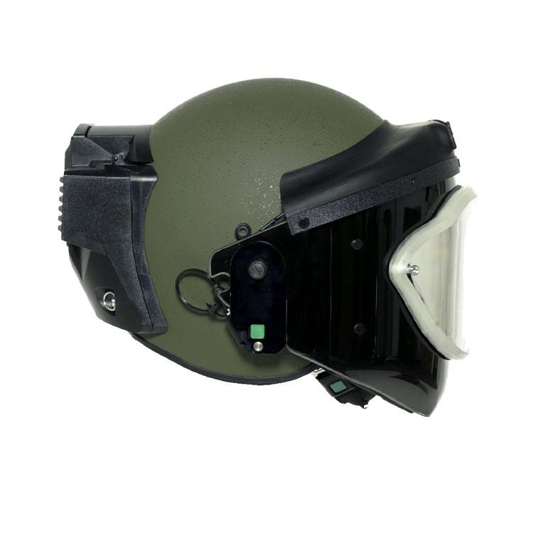EOD-9 and EOD-9A Helmets