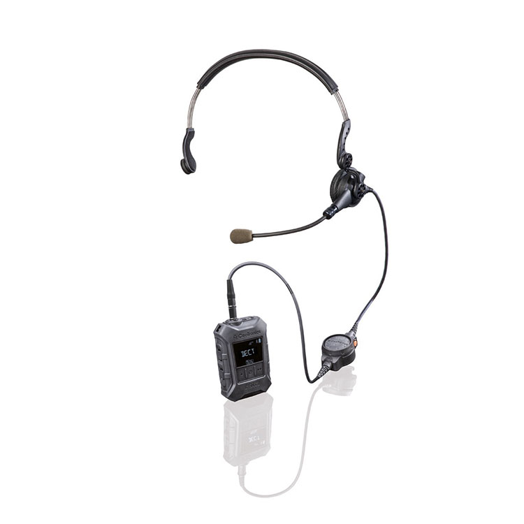 Full duplex radio CT-DECT Multi with headset