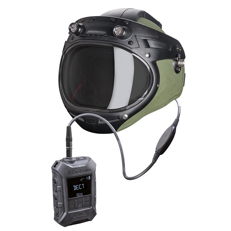 Radio CT-DECT Multi avec casque EOD-10