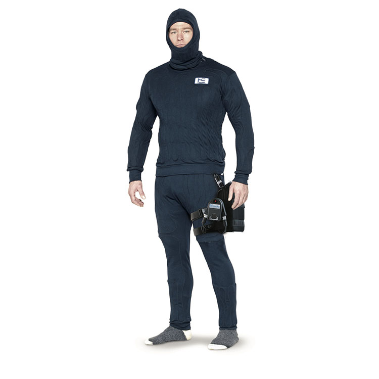 LCG 3-Piece body cooling Suit