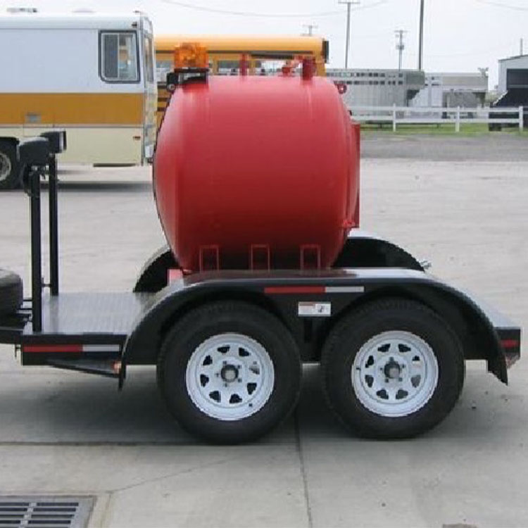 Protectainer® P2 on a trailer