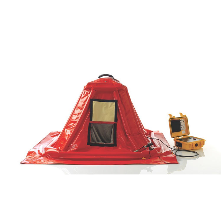 REBUS Jammer System - Inflatable tent
