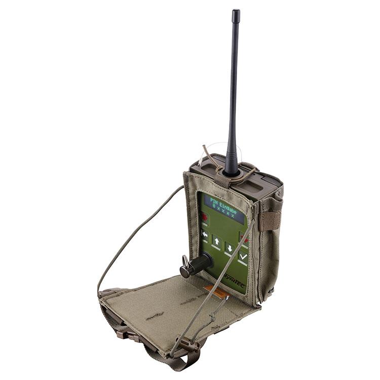 Exploseur radio SPG