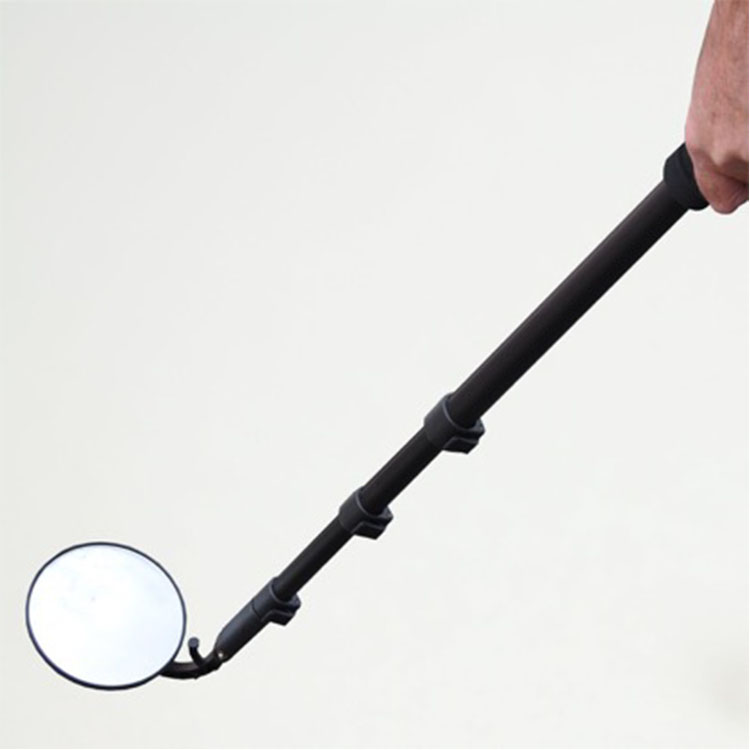 Telescopic Search Mirror