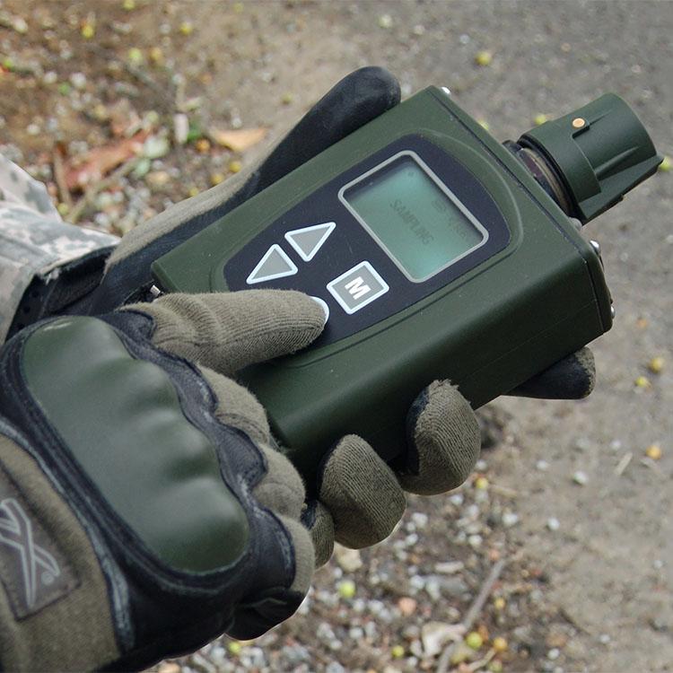 LCD 3.3 Detector