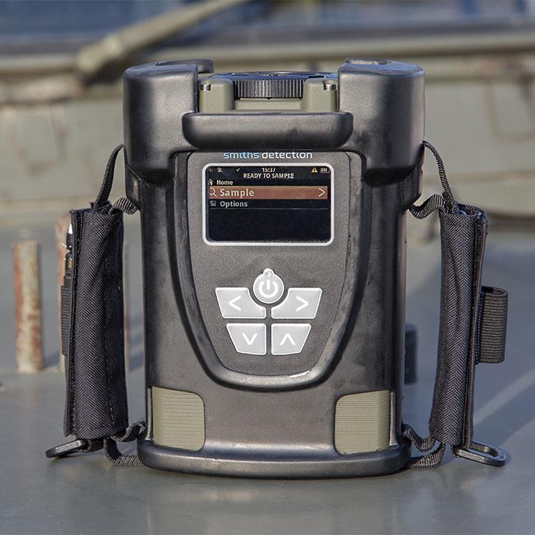 Détecteur de traces d'explosif TRACE-PRO