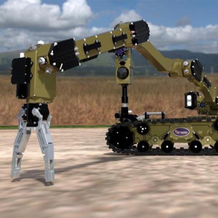 Robot de déminage Avenger