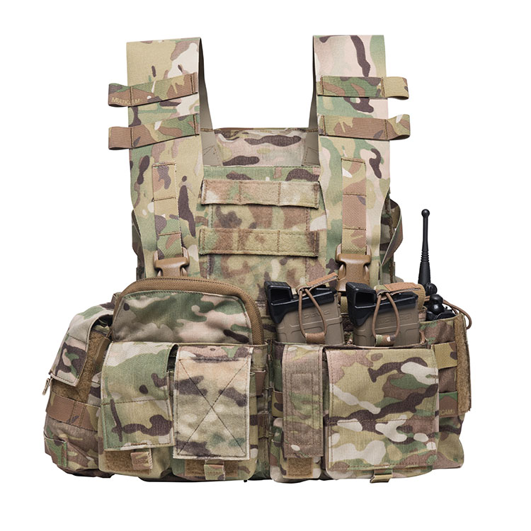 Kit de portage Pusher Back Panel Kit