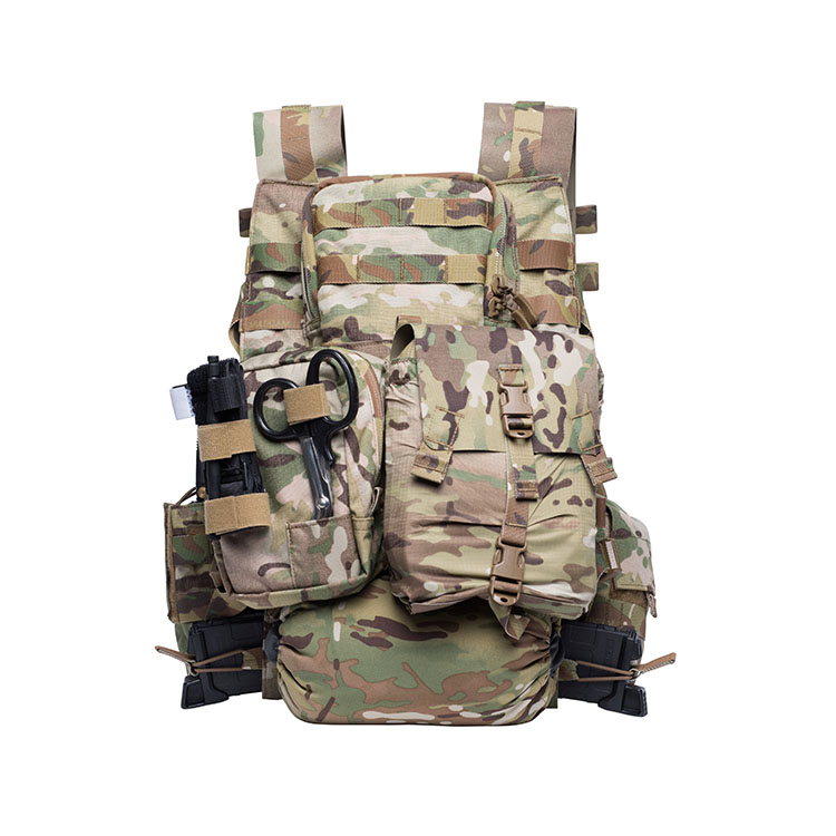 Military Load Bearing Pusher Back Panel Kit