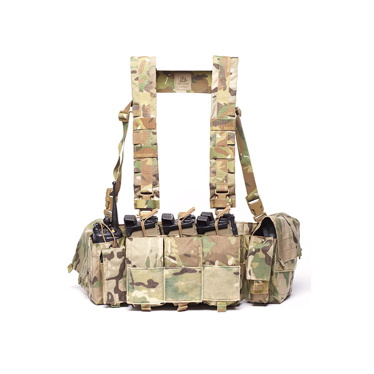 Chest Rigs (Brelages de poitrine)