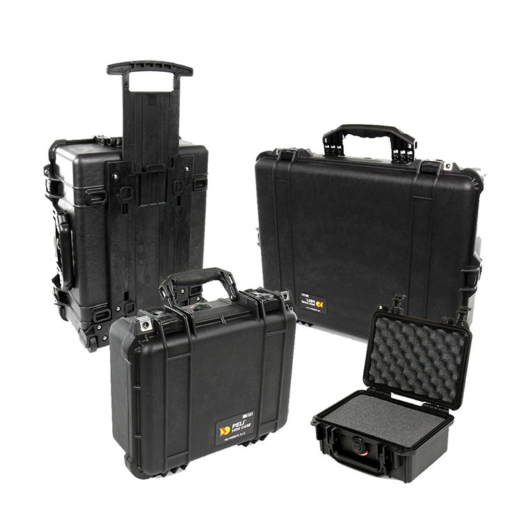 Pelicase transport cases