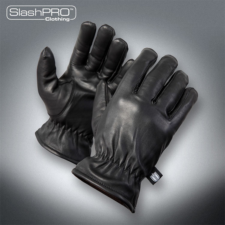 Slash-resistant gloves
