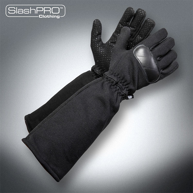 Slash-resistant gloves - Nemesis