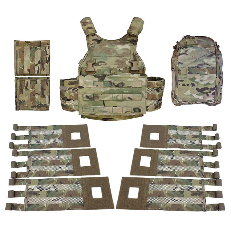 Plate carriers - SCARAB