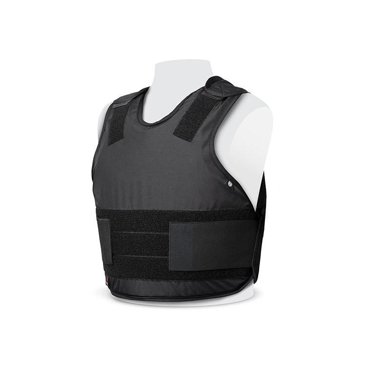 Low-Profile Body Armor