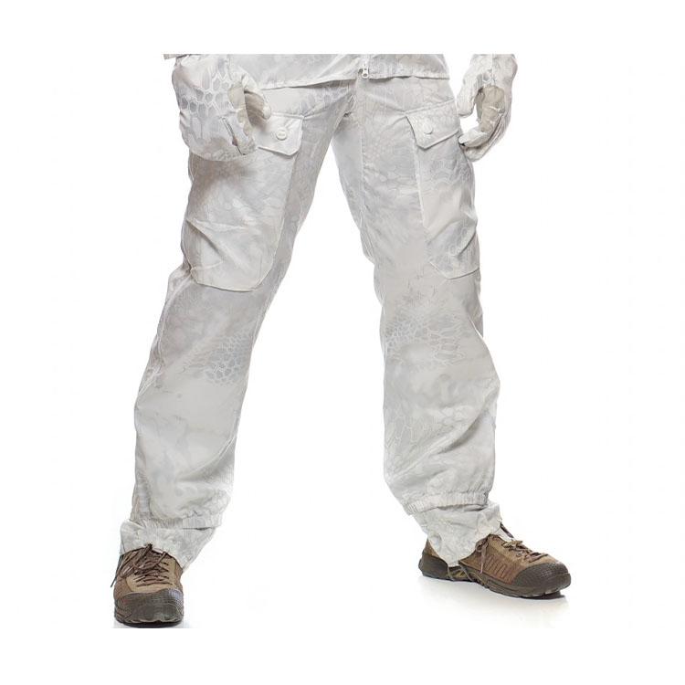 Sur-tenue de camouflage Overwhite - Pantalon