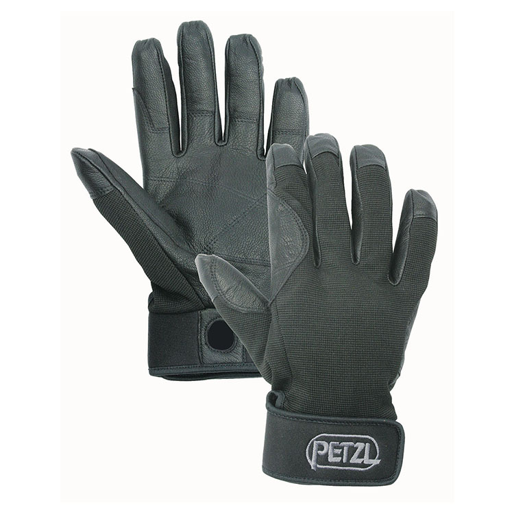 Protective rappel gloves - CORDEX