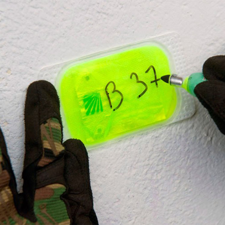 VisiPad® Rectangular Tactical Lighting Patch