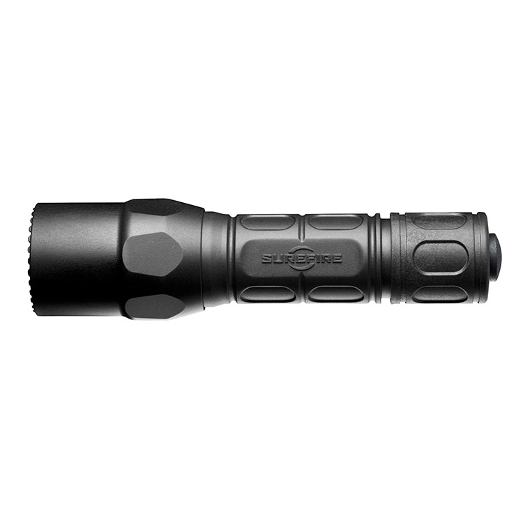 Handheld tactical flashlights