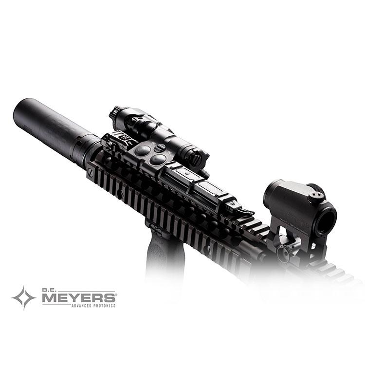 Pointeur Laser Vert et IR MAWL DA sur fusil