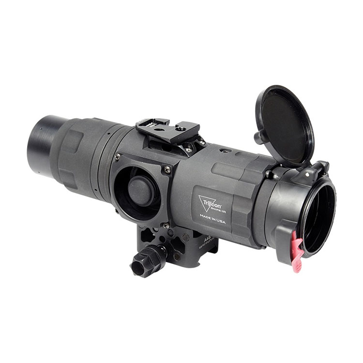 Snipe-IR® thermal clip-on scope