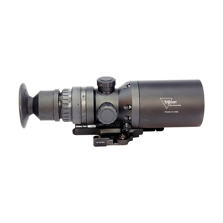 IR-Hunter® thermal riflescope