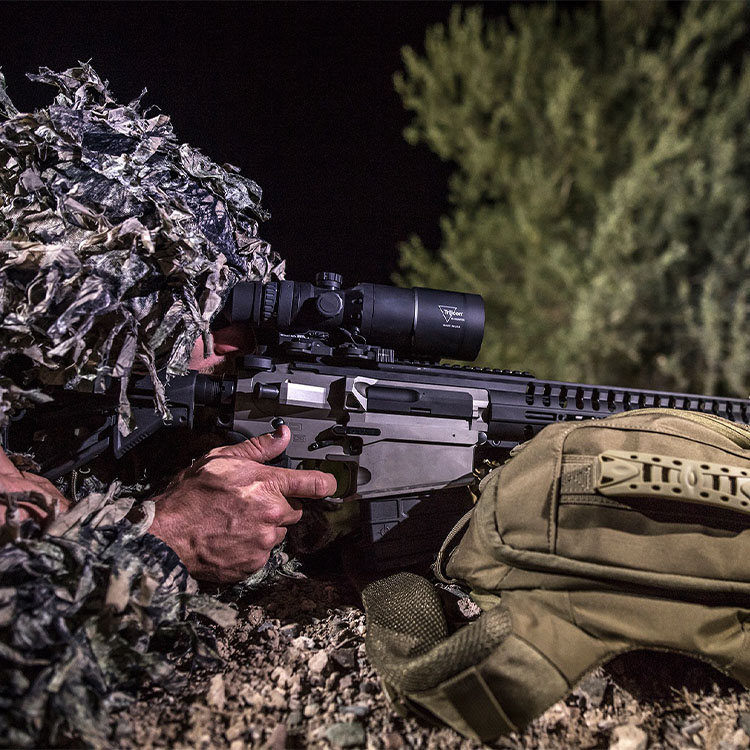 IR-Hunter® thermal riflescope