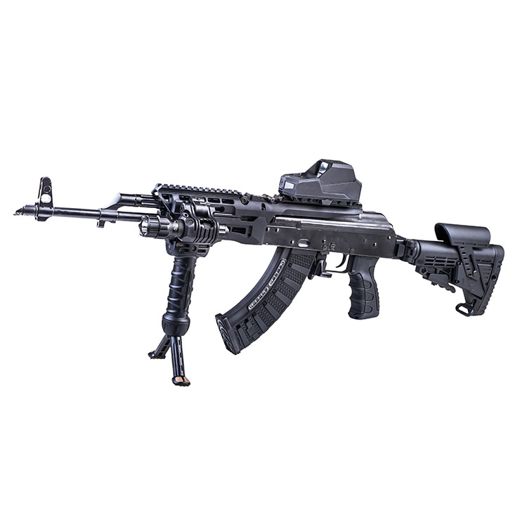 Weapon customization on an AK47