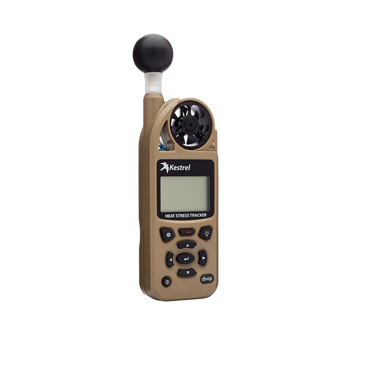 Kestrel anemometers - Heat stress tracker model