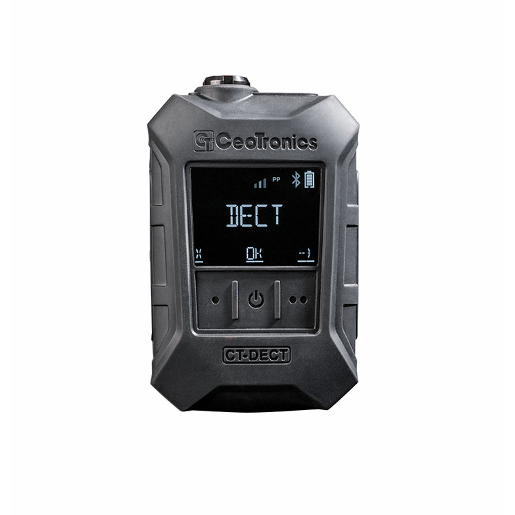 Full duplex radio CT-DECT Multi