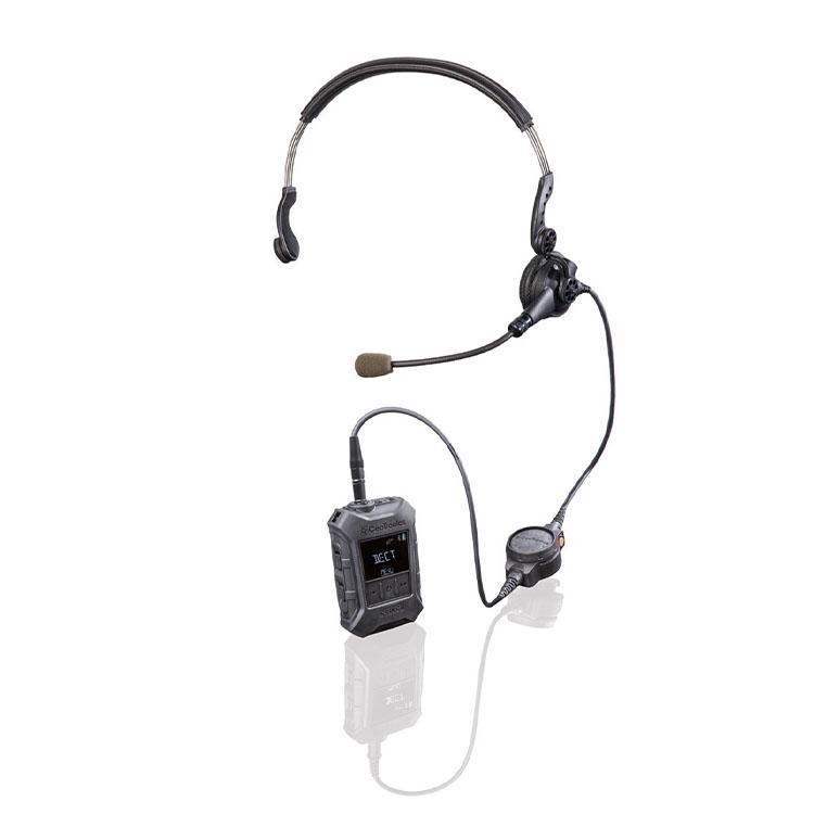 Radio Tactique full duplex CT-DECT Multi