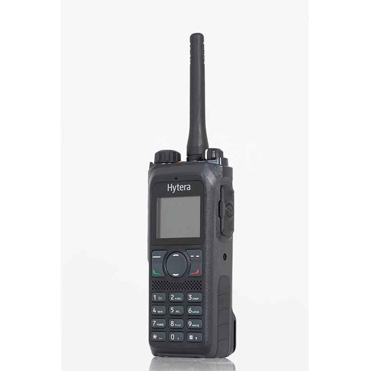 Radio numérique tactique Hytera PD985