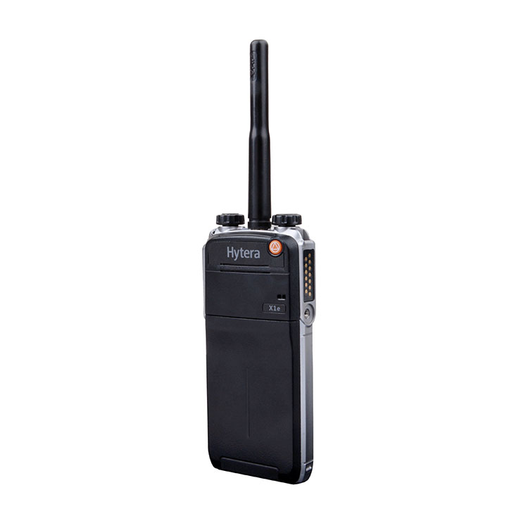 Discrete digital tactical radio Hytera X1e