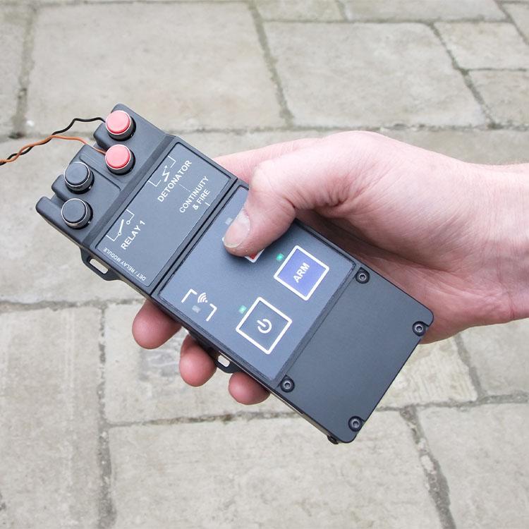 Kinesis Plus remote logic controller