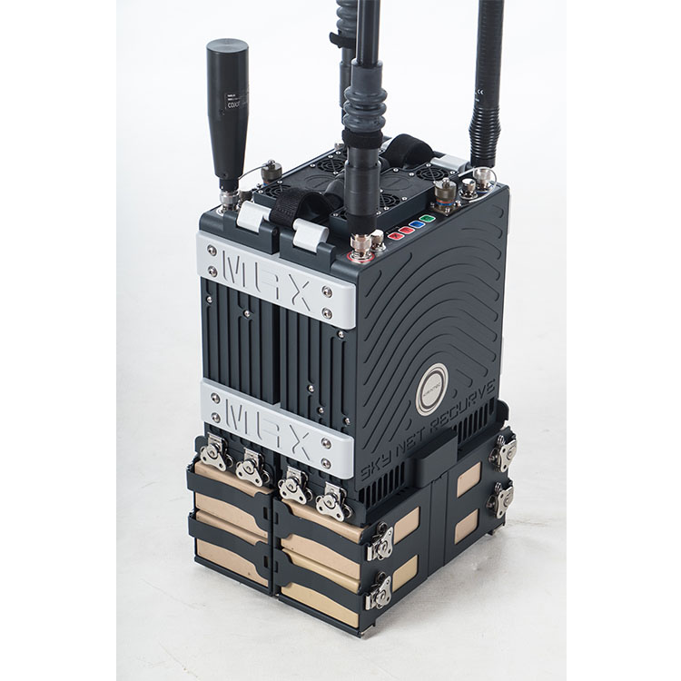 Brouilleur portatif anti-drones (Sky Net)