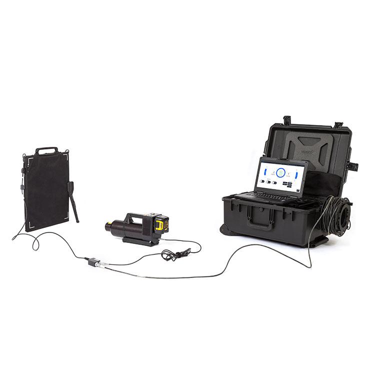 Systèmes Portables de Radiographie par Rayons X Vidisco panneau Alpha filaire