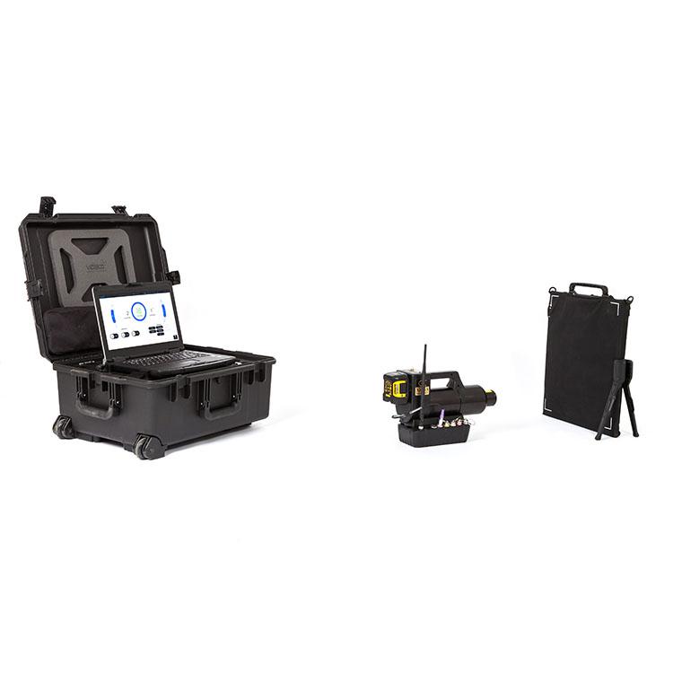Systèmes Portables de Radiographie par Rayons X Vidisco panneau Alpha sans fil
