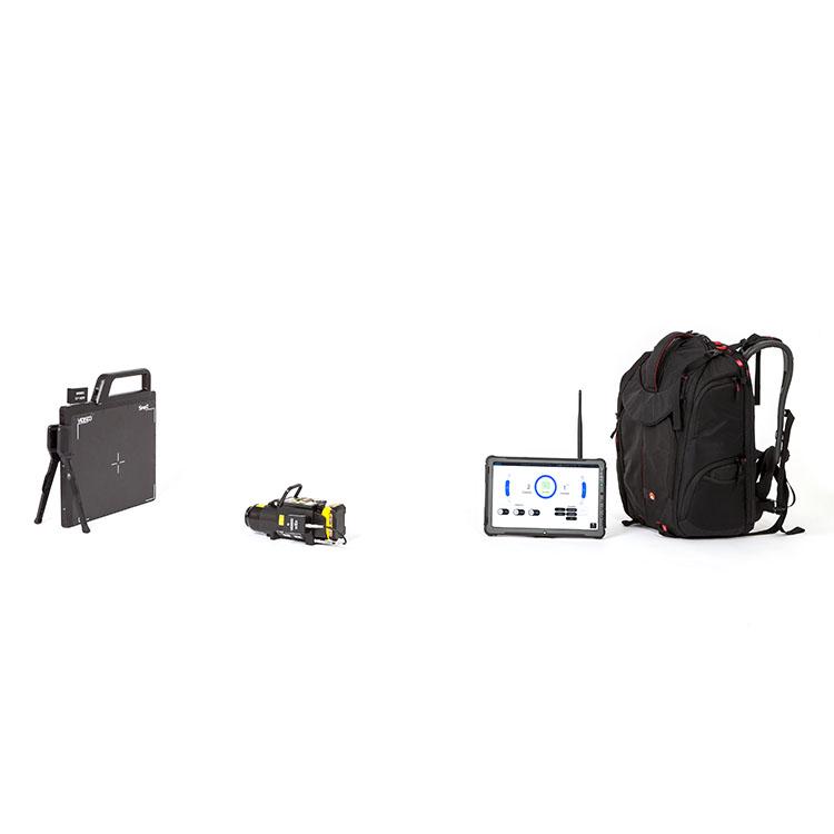 Systèmes Portables de Radiographie par Rayons X Vidisco panneau SparX sans fil, configuration ultra légère