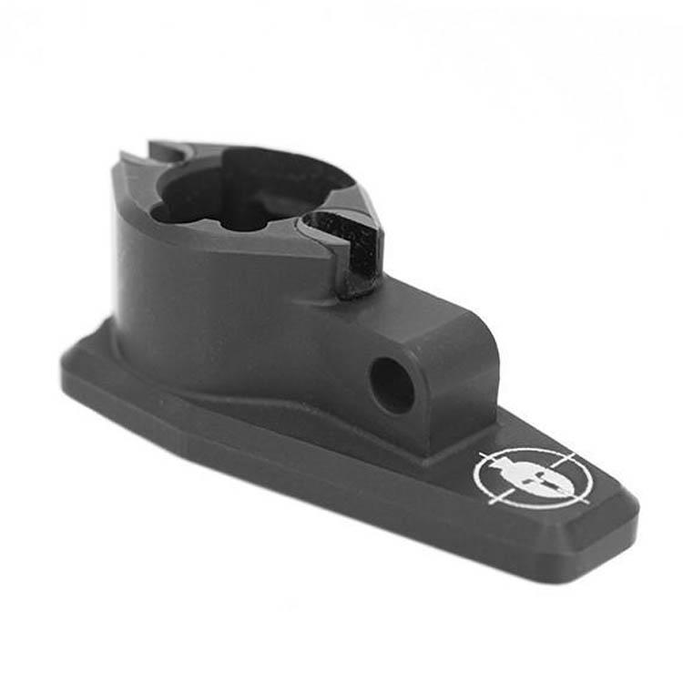 Adaptateur pour trépieds et bipied - Rifle