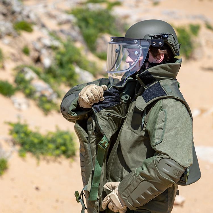 TAC-6E Bomb Suit