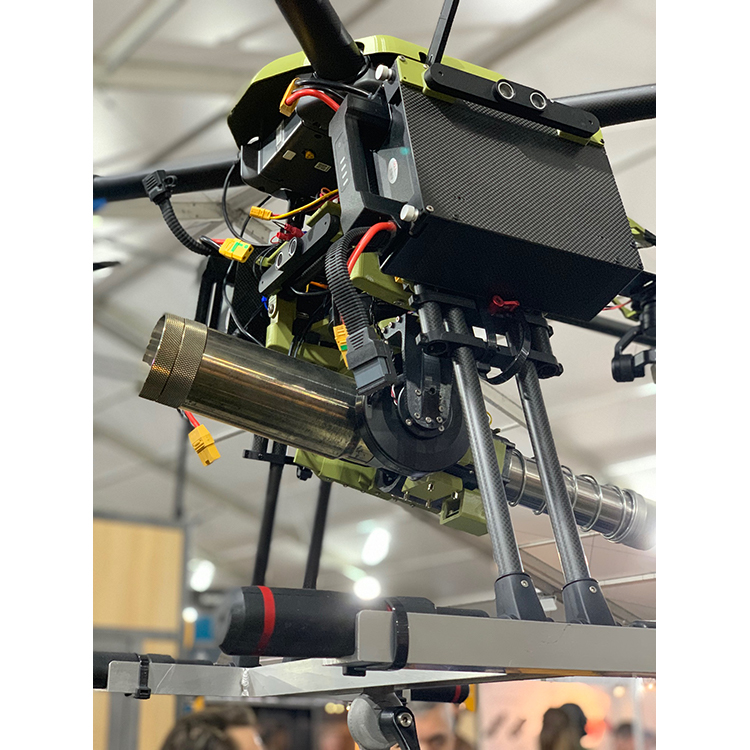 Canon disrupter CSL Vulkan