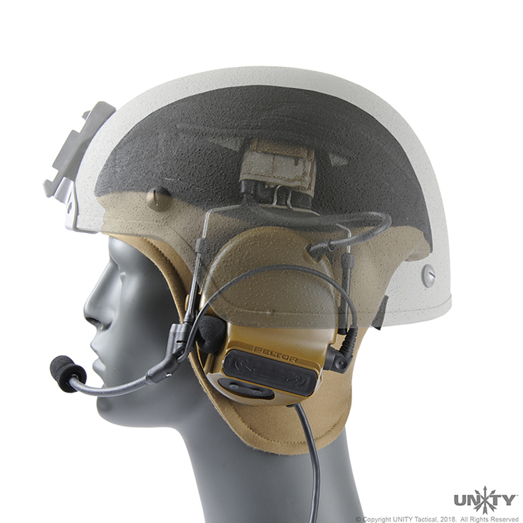 Doublure de casque CWL