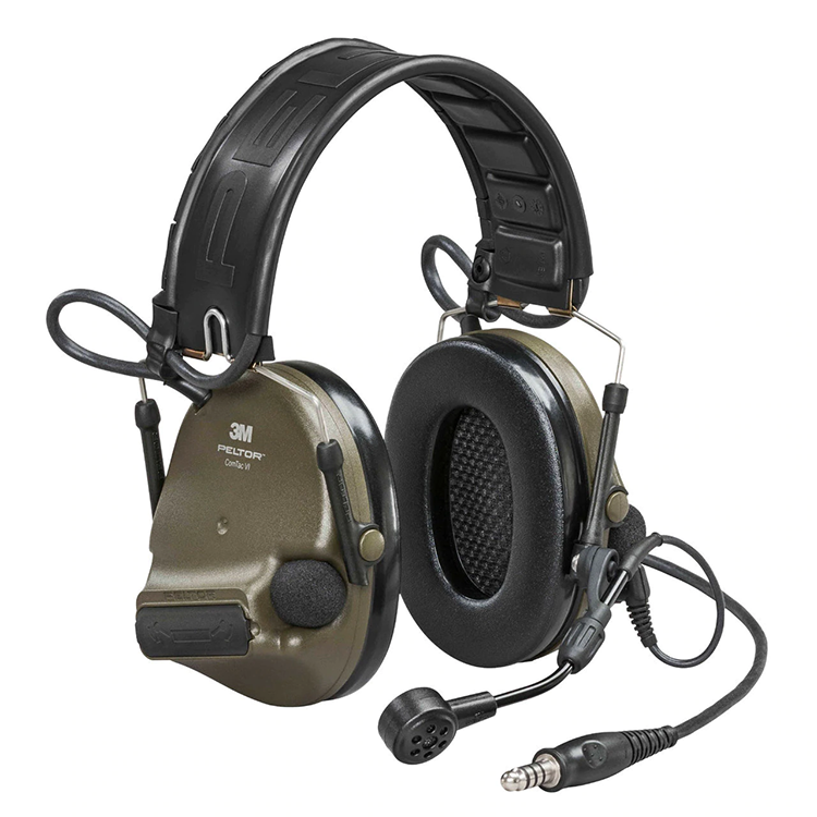 Casque antibruit ComTac VI NIB