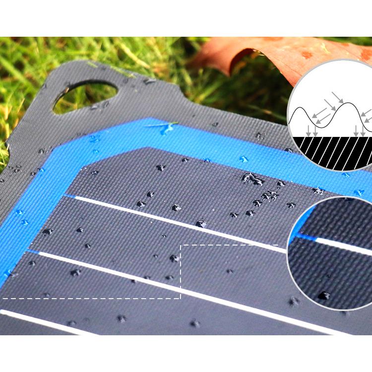 Kit de chargeur solaire
