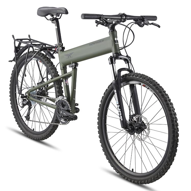 Paratrooper bike