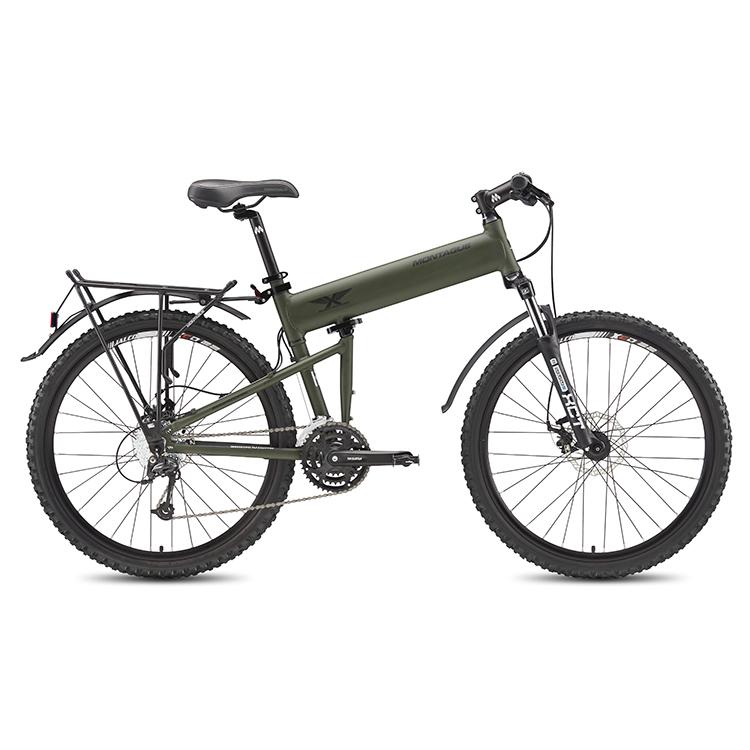 Vélo tactique Paratrooper