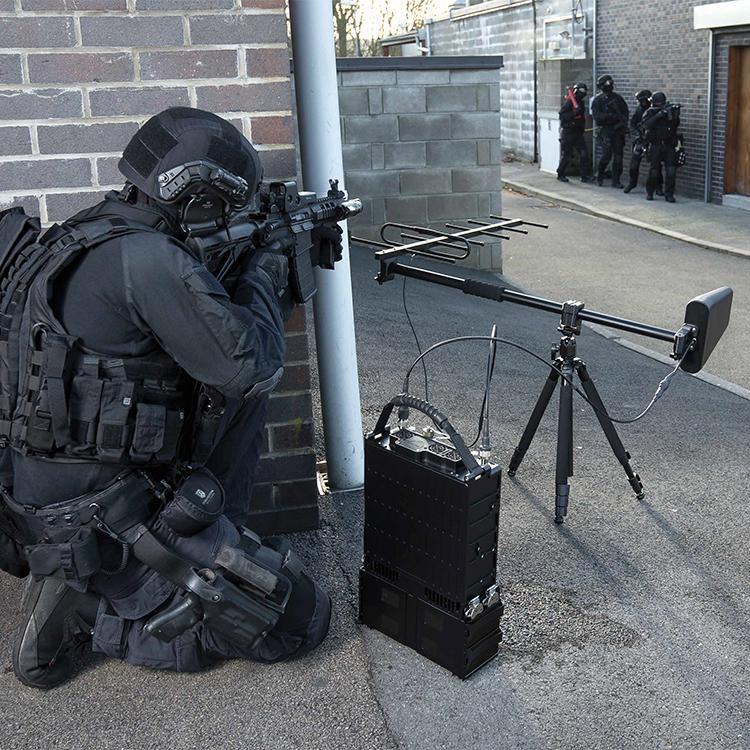 Brouilleur pour opérations spéciales